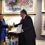 Actions caritatives en Azerbaïdjan