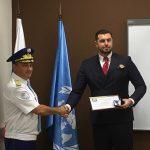 Le Prix CIPDH pour le célèbre activiste russe des droits de l'homme M. IONOV Alexandr