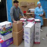 La mission de charité du CIPDH au Tadjikistan