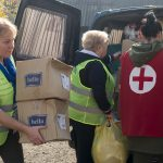 La mission caritative en Ukraine