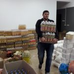 Assistance caritative au Kosovo
