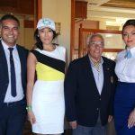 Visite officielle au Rotary Club à Genève