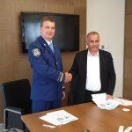 Réunions officielles avec la Fondation internationale pour le bien-être social (IWF) à Chypre