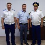 Visite à Uralsk
