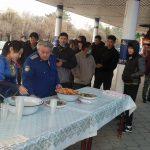 Bénévole CIPDH au Kazakhstan