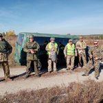 Observateurs du CIPDH à Donetsk et à Lougansk